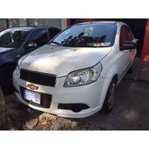 *ital-auto* Chevrolet Aveo Ls G3-gnc- 2014- $120.000+cuotas