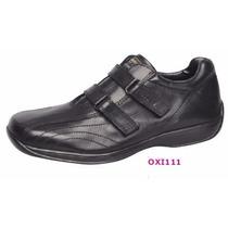 Zapato Oxigeno Cuero Vacuno Directo De Fabrica