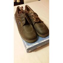 Zapatos Ferli Cuero N 40