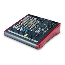 Allen & Heath Zed60-10fx Consola Mixer Sonido 4 Canales Usb