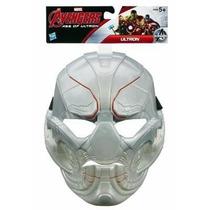 Marvel Avengers Age Of Ultron Mascara Plástico Ultron Hasbro