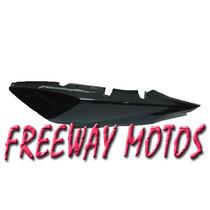 Colin Asiento Honda Twister Negro Original En Freeway Motos
