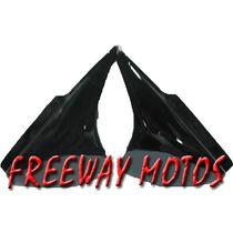 Juego Cachas Honda Cg 150 Negro En Freeway Motos!!!
