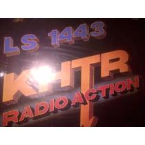 Radio Action Lp Vinilo Estilo Gapul Dialogomusical