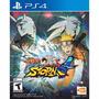 Naruto Shippuden Ultimate Ninja Storm 4 Fisico Nuevo Sellado