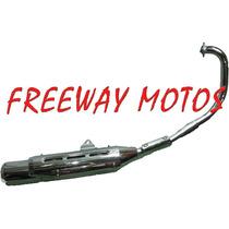 Escape Yamaha Ybr 125 C/protector T/origina En Freeway Motos