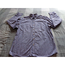 Camisa Narrow Talle L Mangas Largas