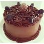 Torta Explosión Chocolate/dulce Leche Con Golosinas