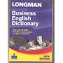 Longman Business English Dictionary C/cd Nuevo