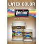 Latex Color Premium Venier 1 Litro Sensaciones Y Colores