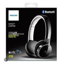 Auriculares Inalambricos Bluetooth Philips Shb9150 Nhf Mic