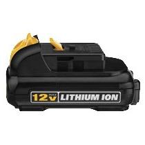 Bateria 12 Volts Ion Litio Dewalt Dcb120b2 Oferta