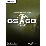 Cs:go Global Offensive + Random Premium Skin / Steam Pc