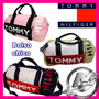 Bolso Tommy Hilfiger Modelo Chico Z. Norte Capital Original