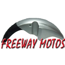 Guardabarro Del Honda Storm Gris Plata Original Freeway Moto