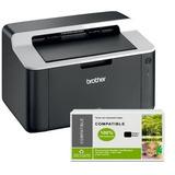 Impresora Laser Brother 1212 Hl1212w Wifi + 4 Toner Extra