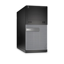 Pc Escritorio Dell Optiplex 3020 I3 4gb 500gb W7p64bits