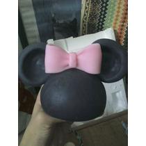 Souvenirs Porcelana Fria Minnie Mouse Bebe