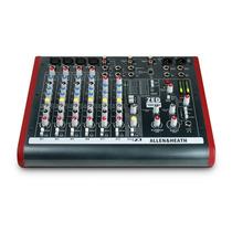 Allen & Heath Zed 10fx Consola 4 Canales Mixer