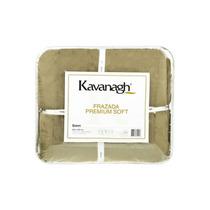 Frazadas King Size P/colch De 2x2 Microfibra Premium Soft!!
