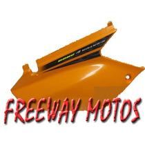 Cacha Bajo Asiento Tornado 250 Naranja Orig En Freeway Motos