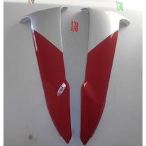 Cubre Piernas Exterior Gilera Fx 125 Original En Pr Motos