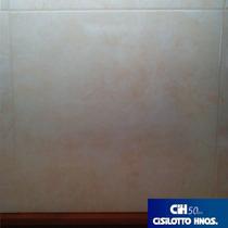 Cerámica Cañuelas Faenza Beige 50x50 1era. Calidad