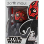 Star Wars Mighty Muggs Figura De Darth Maul Unico!!