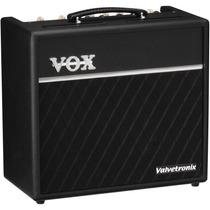 Amplificador Vox Valvetronix Vt40 Efectos Valve - En Palermo