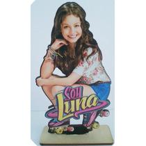 Soy Luna Souvenirs Fibrofacil X 10 U.
