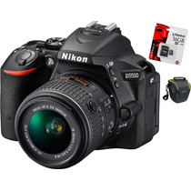 Nikon D5500 18-55,bolso+memo16gb Clas10.cuotas Sin Interés!!