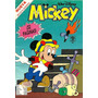 Mickey - Walt Disney Nº 46 Abril Cinco
