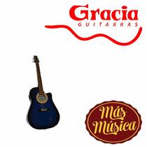 Gracia 110 Guitarra Acustica Varios Colores