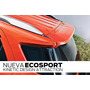 Aleron Deportivo Ford Ecosport Kinetic Design Original