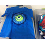 Remera Monster University Original De Disney