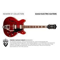 Guild Guitarra Electrica 335 Starfire V St Hendrix Music