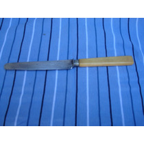 Antiguo Cuchillo Frances