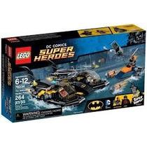 Lego Dc Batman 76034 The Batboat Harbour Pursuit