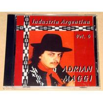 Adrian Maggi Industria Argentina Vol 6 Cd Argentino