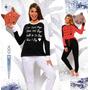 Pijama Mujer S Al Xl - Excelente Calidad- Diseños!!