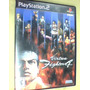Ps2 Virtua Fighter 4 (i667) Original