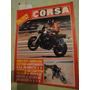 Corsa Moto Honda Cb 650 Custom Supermotos En Los Eeuu