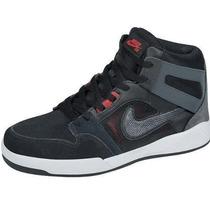 Botitas Nike Sb Ruckus High 2 Lr Skate Bmx Long Unicas