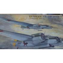 Bombardero Ruso Para Armar-tupolev Sb-2m 103/bis-1/48