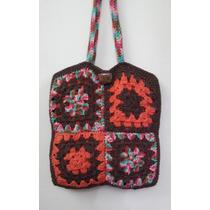 Cartera Al Crochet Ultima Moda!!!!!
