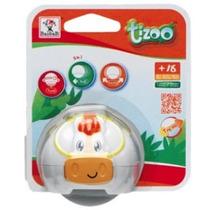 Tizoo Bolas Pack Individual. Desarrolla Motricidad. Vaca.