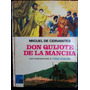 Don Quijote De La Mancha Cervantes Ilustrado Color 1977 Y5