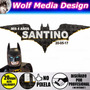 Lego Batman La Pelicula Logo Hd Personalizado Candy Souvenir