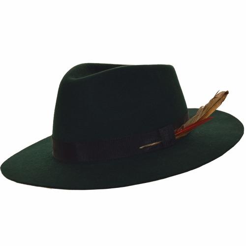 ba2bbac922 Sombrero Australiano Fieltro Compañia De Sombreros M61408804