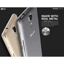 Celular Blu Studio Touch 4g Lte Lector Huella 8mp Libre Gtia